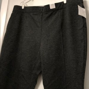 NWT 3x Croft and Barrow slimming stretch pant
